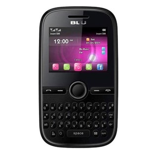 BLU Deco Mini 3 Q133 GSM Unlocked Tri-SIM Cell Phone