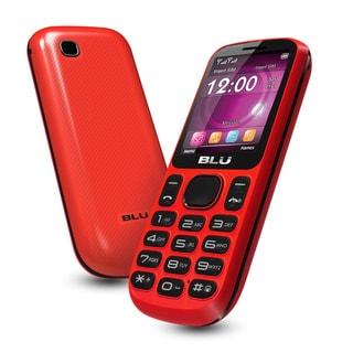 BLU Jenny T172 GSM Unlocked Dual SIM Cell Phone