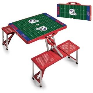 Picnic Time NFL AFC Teams Portable Picnic Table