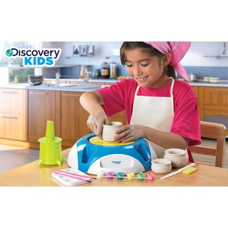 Discovery Kids Motorized Pottery Wheel