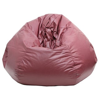 Gold Medal Wine Small/ Toddler Leather Look Vinyl Bean Bag