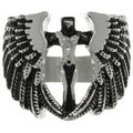 CGC Stainless Steel Archangel Ring