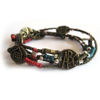 Wakami Woven Dream Wrap Bracelet (Guatemala)