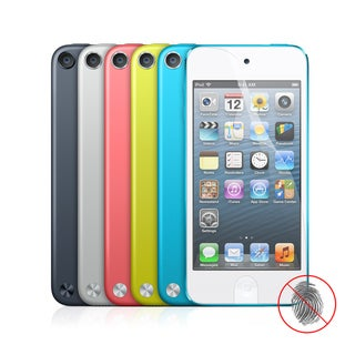 Anti-fingerprint Screen Protectors for the Apple iPod touch 5th Generation (Pack of 2)