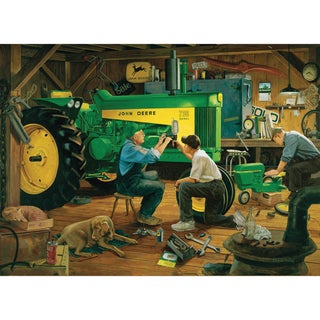 Masterpieces 'Our Family's Heritage' 1000-piece Jigsaw Puzzle