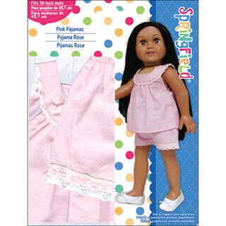 Fibre Craft Springfield Collection Pink Pajamas