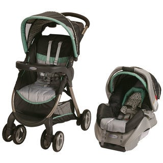 Graco Fast Action Fold Travel System in Richmond