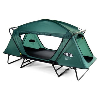 Kamprite Oversize Tent-cot with Rainfly