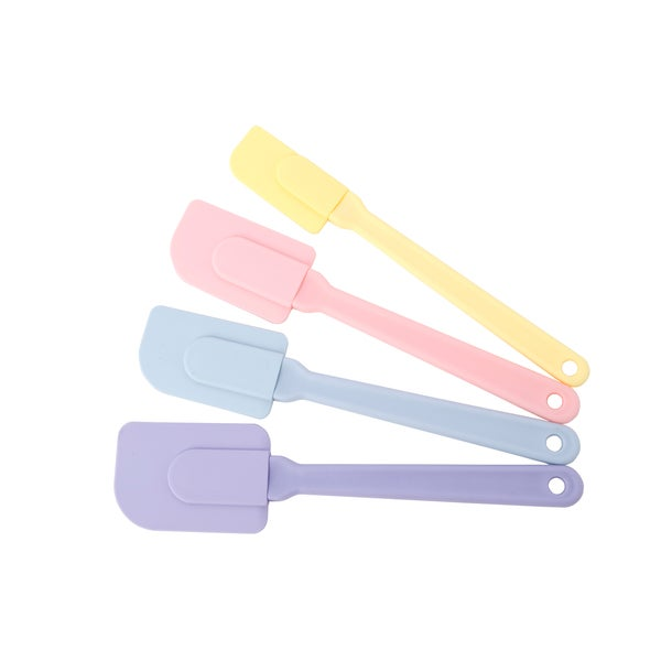 Miu France Pastel-colored Spatula (Set of 4)