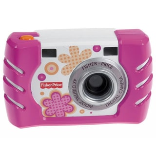 Fisher-Price Kid Tough Basic Pink Digital Camera