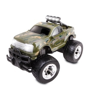 Blue Hat RC Camouflage Rally Stomper