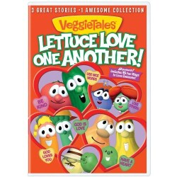 Veggie Tales: Lettuce Love One Another (DVD)