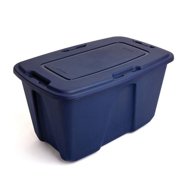 Homz Storage Tote - 30 Gallon