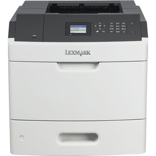 Lexmark MS810N Laser Printer - Monochrome - 1200 x 1200 dpi Print - P