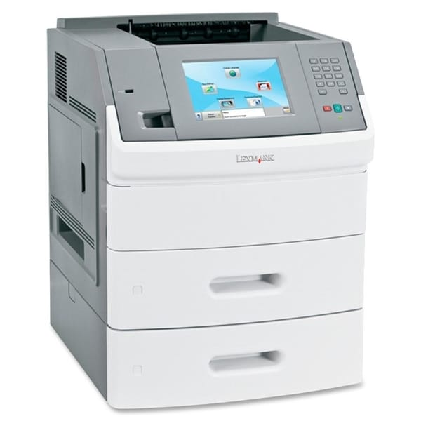 Lexmark MS812DN Laser Printer - Monochrome - 1200 x 1200 dpi Print -