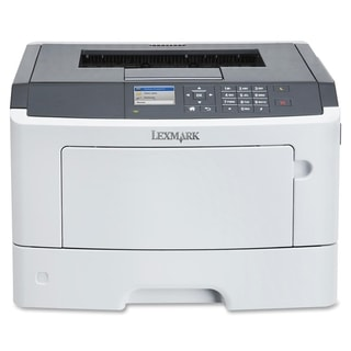 Lexmark MS510DN Laser Printer - Monochrome - 1200 x 1200 dpi Print -