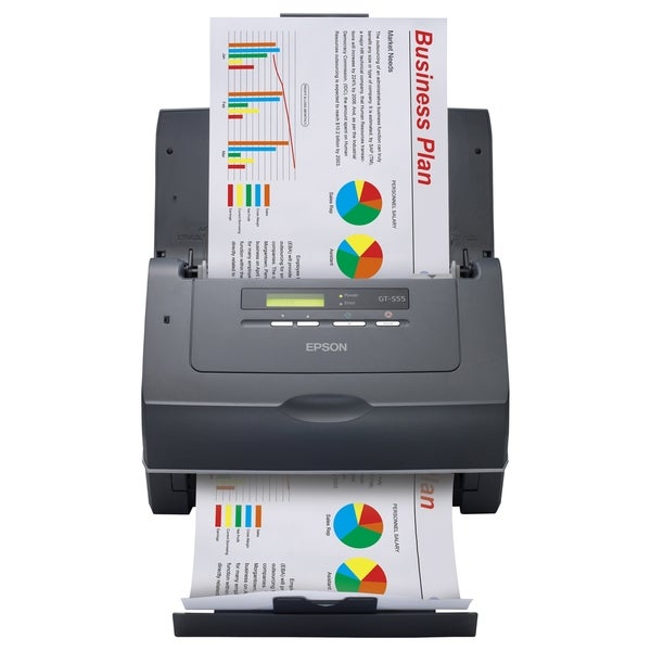 Epson WorkForce Pro GT-S55 Document Scanner