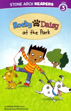 Rocky and Daisy at the Park (Paperback)