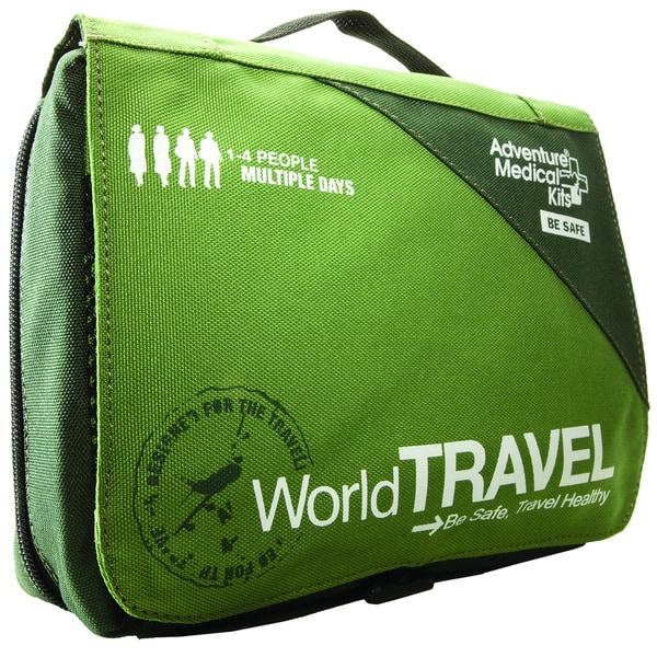 Adventure Medical Kits World Travel Emergency Kit