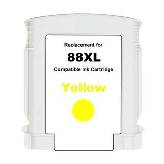 HP 88XL/ C9393AN High Yield Yellow Ink Cartridge (Remanufactured)