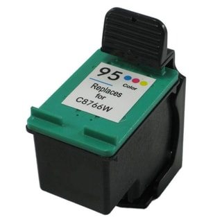 HP 95/ C8766WN Tri-color Ink Cartridge (Remanufactured)