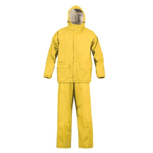 Mossi SX Yellow Rainsuit