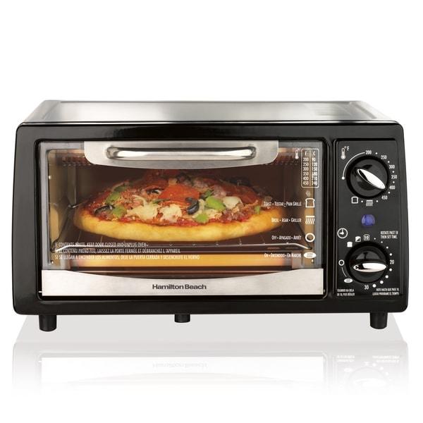 Hamilton Beach 31136 4-slice Toaster Oven