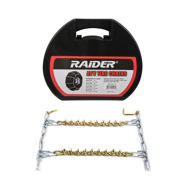 Raider-ATV Tire Chains 'B'