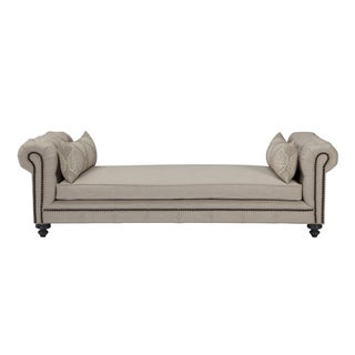 JAR Design 'Alphonse Tufted' Barley Daybed