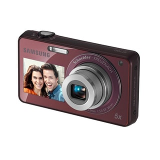 Samsung ST700 16.1MP Purple Digital Camera