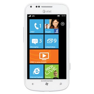 Samsung Focus 2 I667 GSM Unlocked Windows 7 Cell Phone