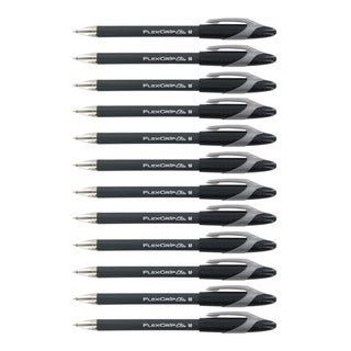 Paper Mate Flexgrip Elite Medium Ballpoint Pens (Pack of 12)