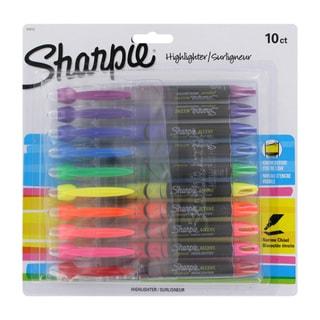 Sharpie Accent Liquid Pen Highlighter (Set of 10)