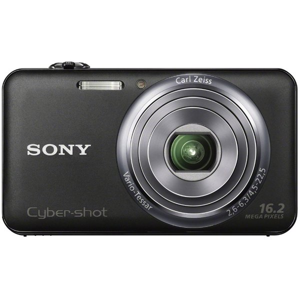 Sony Cyber-shot DSC-WX70 16.2MP Black Digital Camera
