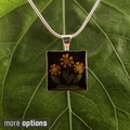 Sunflowers Trio Pendant (Mexico)