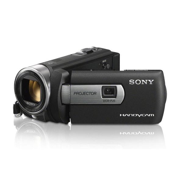 Sony Handycam DCR-PJ5 Digital Camcorder with Built in Projector
