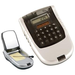 Premium 4-in-1 Solar Calculator