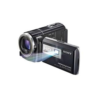 Sony Handycam HDR-PJ200 Black HD Digital Camcorder with Projector