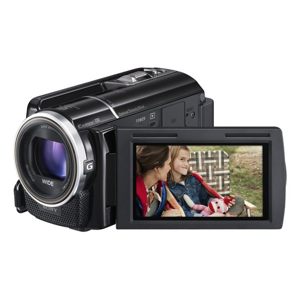 Sony Handycam HDR-XR260V Black High Definition Digital Camcorder