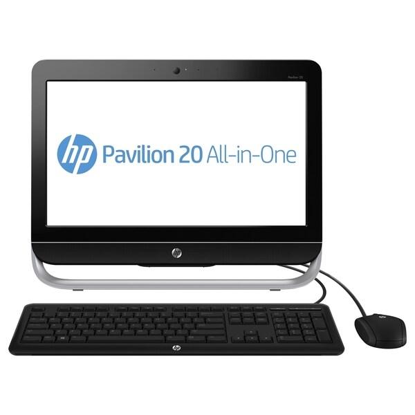 HP Pavilion 20-b000 20-b010 All-in-One Computer - AMD E-Series E1-120