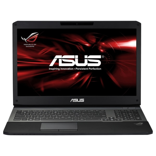 "Asus G75VW-RH71 17.3"" LED Notebook - Black"