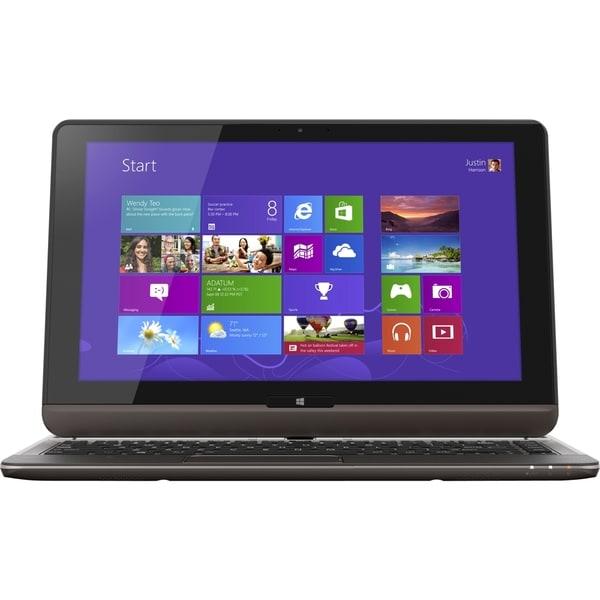 "Toshiba Satellite U925T-S2300 Ultrabook/Tablet - 12.5"" - TruBrite, In"