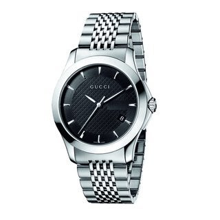 Gucci Men's 'Timeless' Stainless Steel Watch