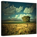 Mark Ross 'Taking a Moment' Wrapped Canvas Art