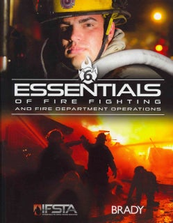 Essentials of Fire Fighting and Fire Department Operations (Paperback)