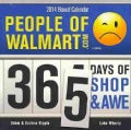 People of Walmart 2014 Calendar (Calendar)