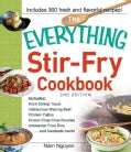 The Everything Stir-Fry Cookbook (Paperback)
