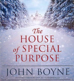 The House of Special Purpose (CD-Audio)