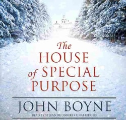 The House of Special Purpose: Library Edition (CD-Audio)