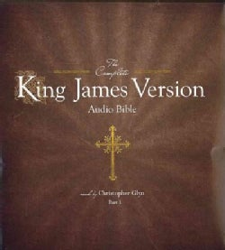 The Complete King James Version Audio Bible (CD-Audio)